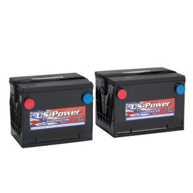 Akumulatorji za ameriška vozila