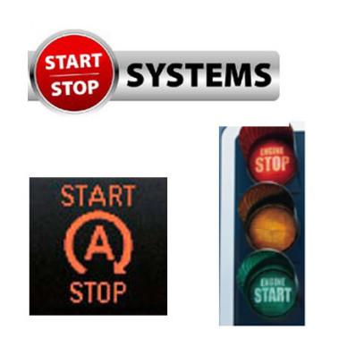 Akumulatorji za vozila z sistemom Start Stop