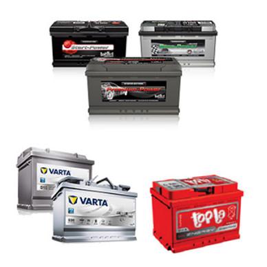 Standardni štartni akumulatorji