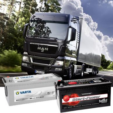 Akumulatorji za gospodarska vozila