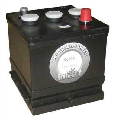 intAct Oldtimer-Power 6V-66Ah