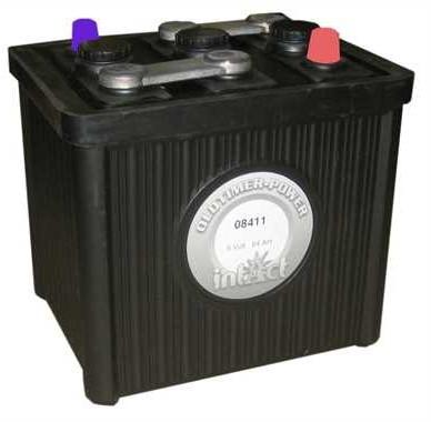 intAct Oldtimer-Power 6V-84Ah