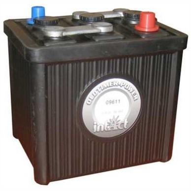 intAct Oldtimer-Power 6V-96Ah