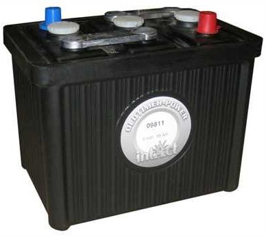 intAct Oldtimer-Power 6V-98Ah