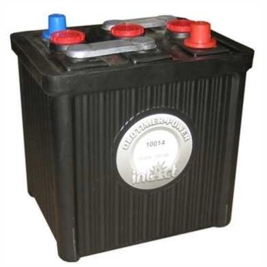 intAct Oldtimer-Power 6V-100Ah