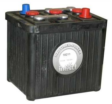 intAct Oldtimer-Power 6V-102Ah