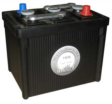 intAct Oldtimer-Power 6V-112Ah