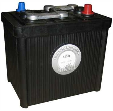 intAct Oldtimer-Power 6V-120Ah