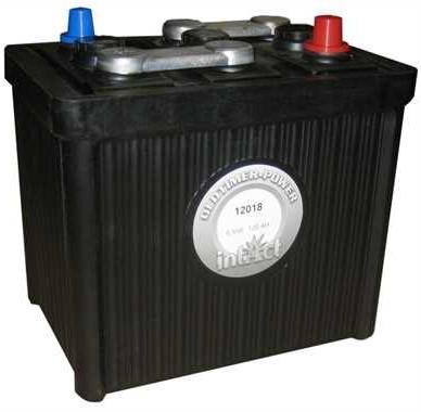 intAct Oldtimer-Power 6V-120Ah