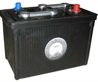 intAct Oldtimer-Power 6V-150Ah