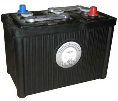 intAct Oldtimer-Power 6V-160Ah