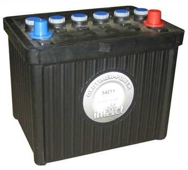 intAct Oldtimer-Power 12V-42Ah