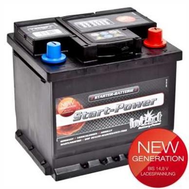 intAct Start-Power 12V-44Ah