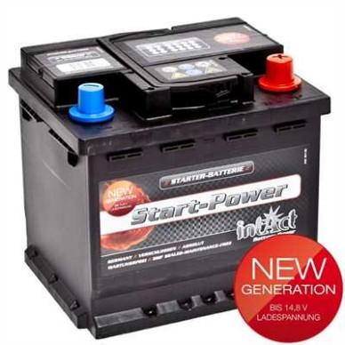 intAct Start-Power 12V-50Ah