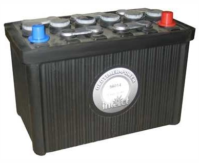 intAct Oldtimer-Power 12V-60Ah
