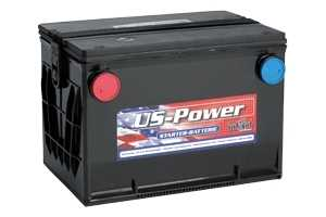 intAct US-Power 12V-70Ah