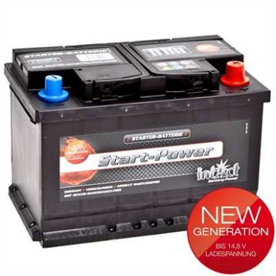 intAct Start-Power 12V-74Ah