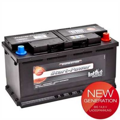 InTact Start-Power 12V-100Ah