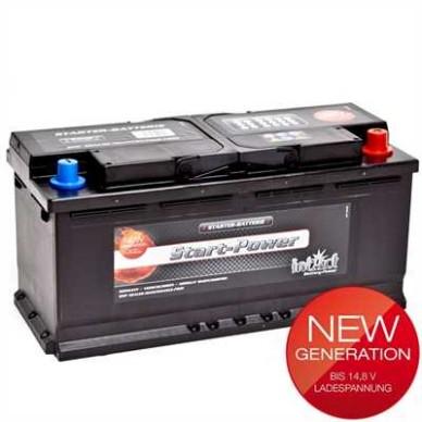 InTact Start-Power 12V-110Ah