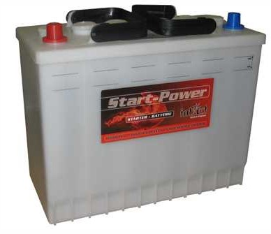 InTact Start-Power 12V-125Ah