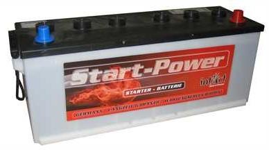 InTact Start-Power 12V-132Ah