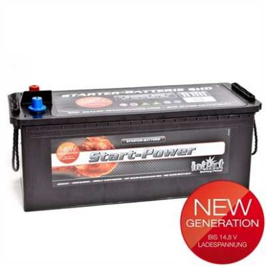 InTact Start-Power 12V-140Ah