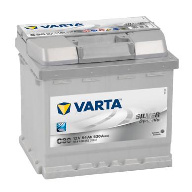 Varta Silver Dynamic 12V-54Ah