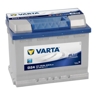 Varta Blue Dynamic 12V-60Ah