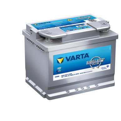 Varta Silver Dynamic AGM 12V-60Ah