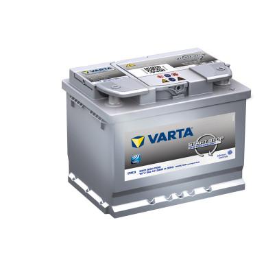 Varta Blue Dynamic EFB 12V-60Ah