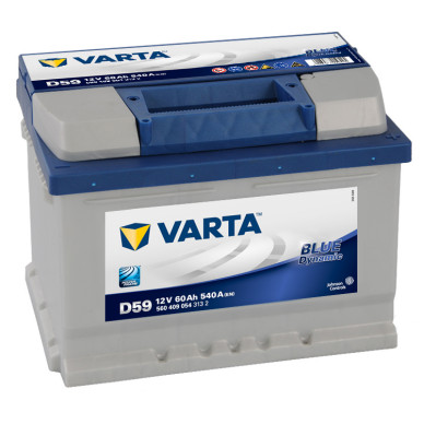 Varta Blue Dynamic 12V-60Ah
