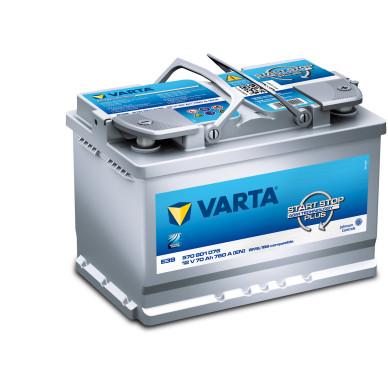 Varta Silver Dynamic AGM 12V-70Ah