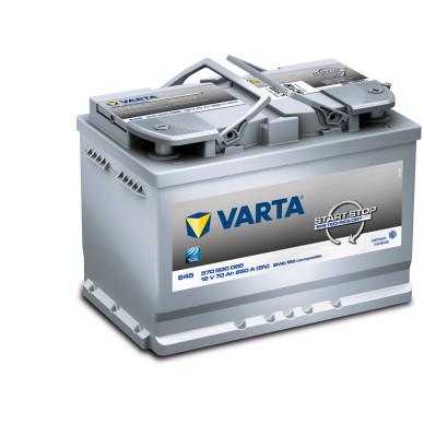 Varta Blue Dynamic EFB 12V-70Ah