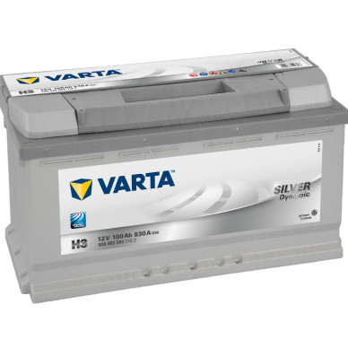 Varta Silver Dynamic 12V-100Ah
