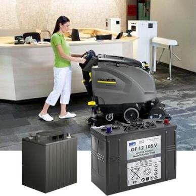 Akumulatorji za pogon in napajanje