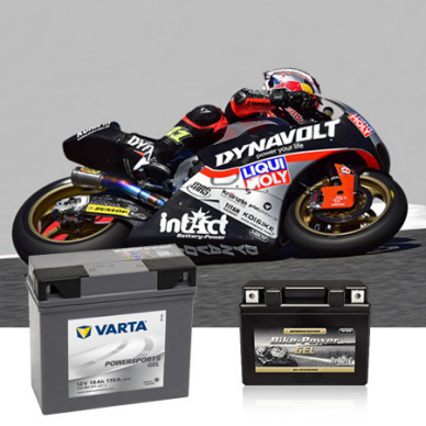 Akumulatorji za motorje