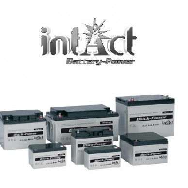 intAct Block-Power AGM baterije