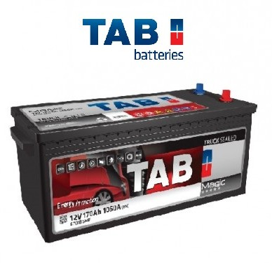 TAB Magic Truck Sealed