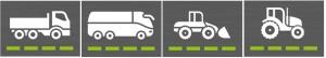 aplikacija gosodarska vozila