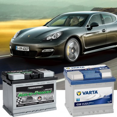 Personal vehicle batteries