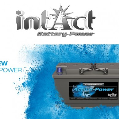 intAct Active-Power GEL