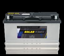 Solarni akumulatorji