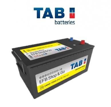 TAB Stop & Go EFB Truck EMS